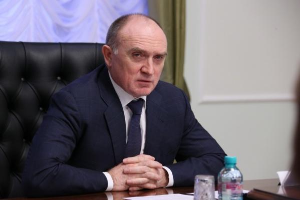 Поручение простимулировать промышленников к улучшению экологии Борис Дубровский давал ещё в апреле