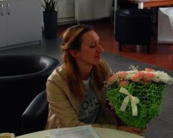 Пермский офис «Талана» поздравил 600-го покупателя квартиры