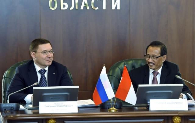 Посол Индонезии предложил Якушеву организовать программы обмена студентами