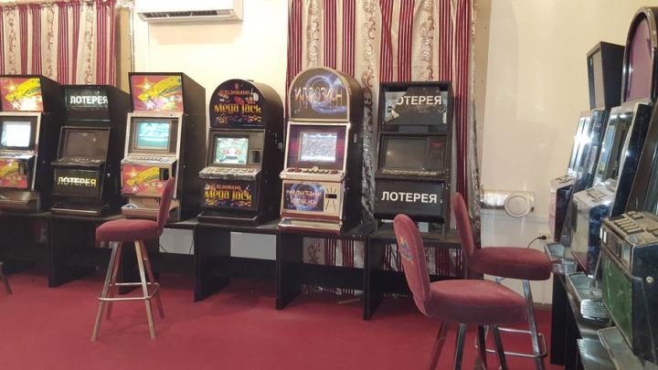 Полиция накрыла два подпольных казино в Челябинске