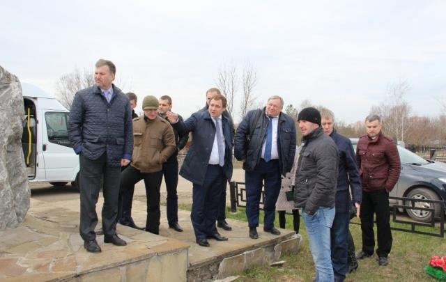 Братское кладбище Ростова признано самым ухоженным среди кладбищ города