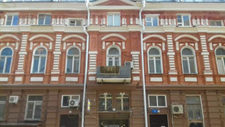 «Реставрация дома Гнесина — халтура»: ростовский общественник возмущен ремонтом старинного здания
