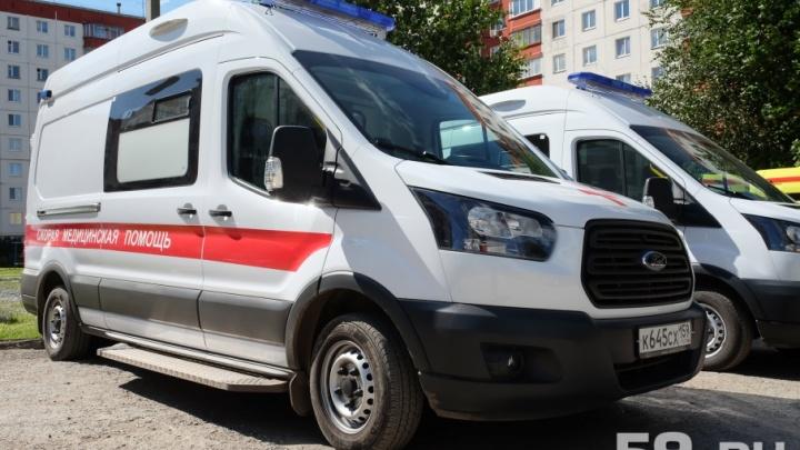 В больницу без тряски: для пермской скорой помощи закупили 35 новых автомобилей