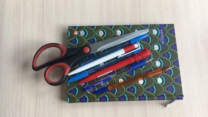 В Ярославле подростки украли ручек и тетрадей на десять тысяч рублей
