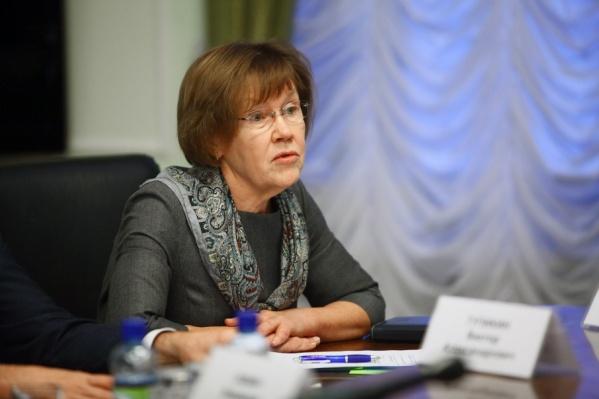 Ирина Гладкова надеется, что проблему выбросов удастся решить