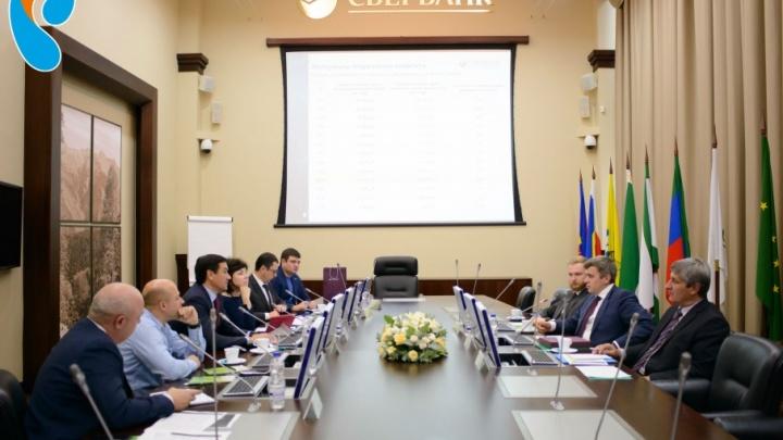 «Ростелеком» и Сбербанк обсудили развитие стратегического партнёрства на Юге