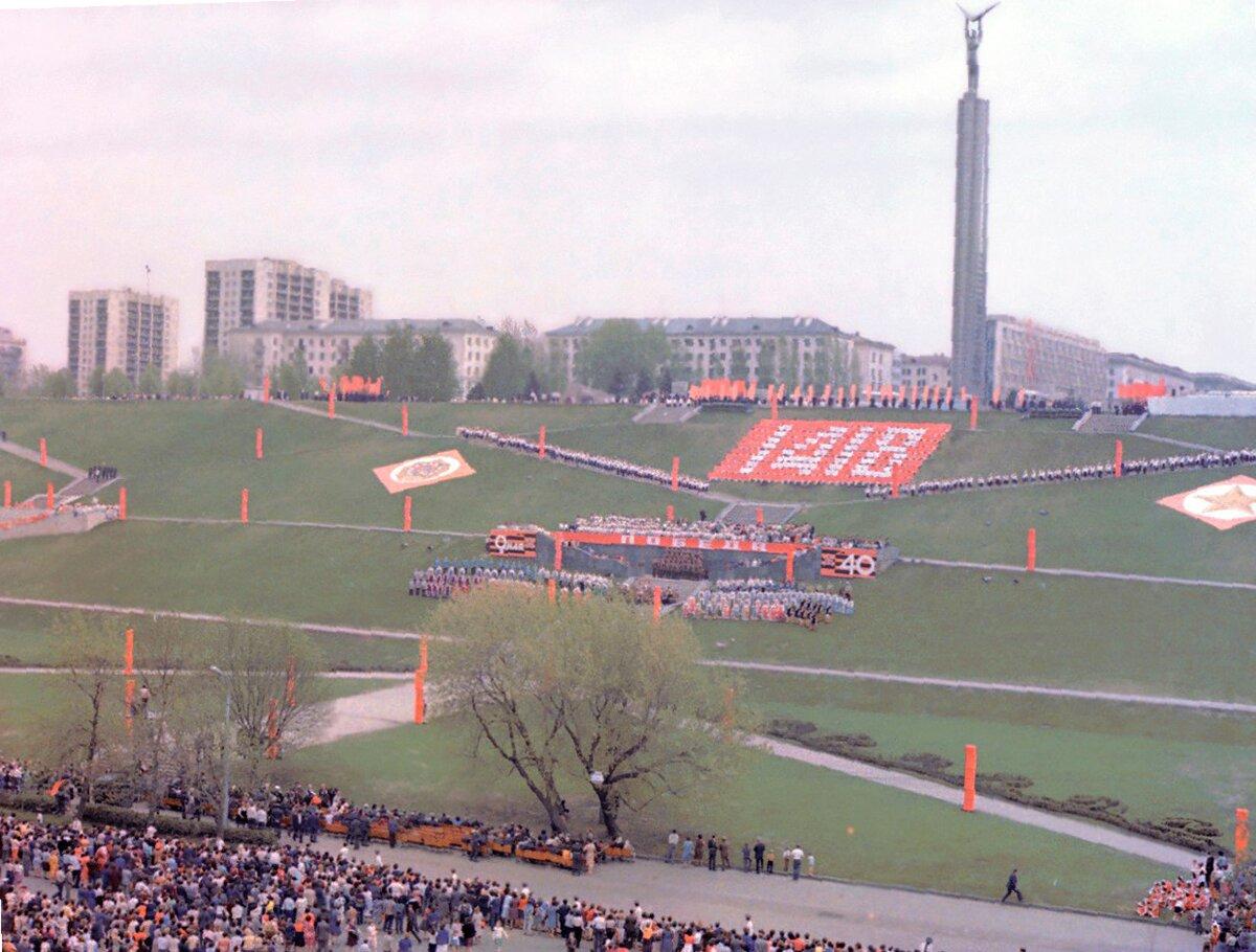 Весна 1985-го