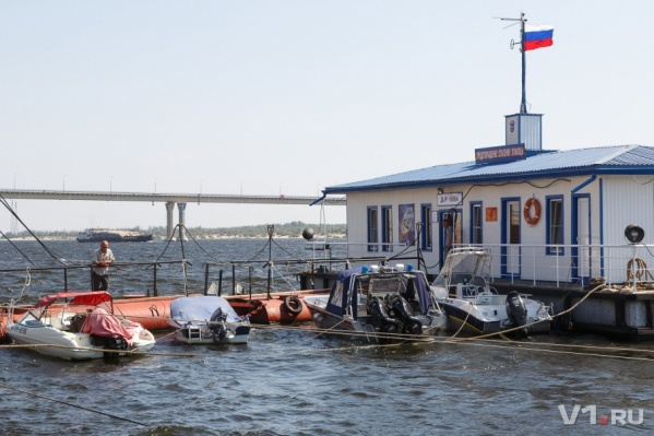 Как только поступит заявка, водолазы сразу отправятся на поиски утонувших