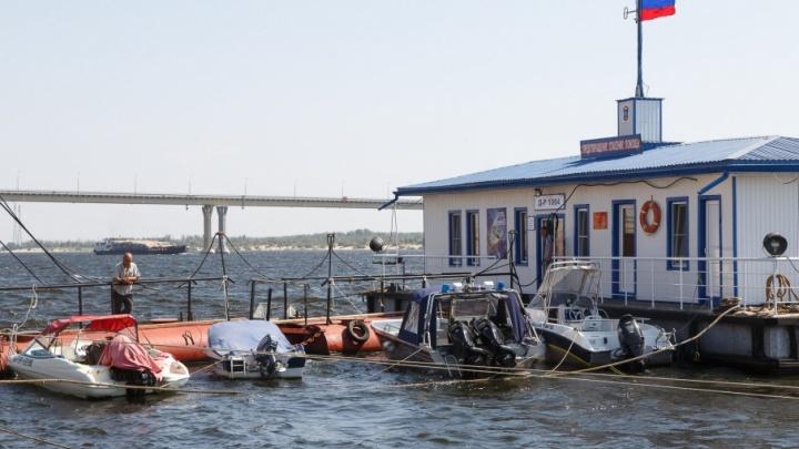 Поиски утонувших на набережной Волгограда мужчин сегодня продолжат водолазы