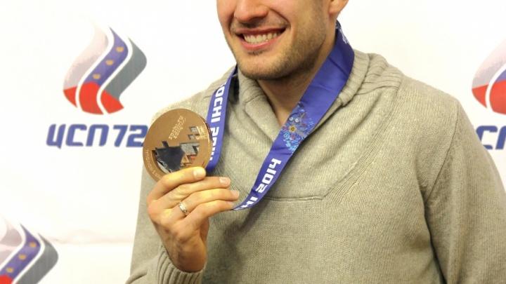 Биатлонист Евгений Гараничев на встрече с тюменцами расскажет о пути к успеху