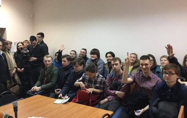 Суд отказал челябинским активистам в проведении митинга Навального