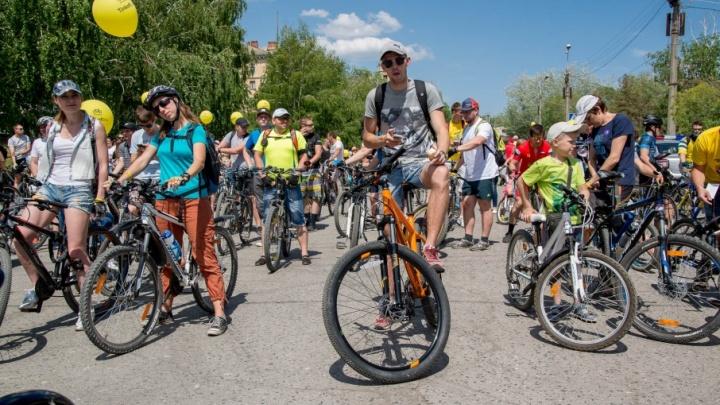Сотни волжан вслед за волгоградцами соберутся на велопробег