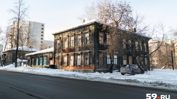 Вместо ветхих домов — комфортная инфраструктура. Как в центре Перми расселяют аварийки