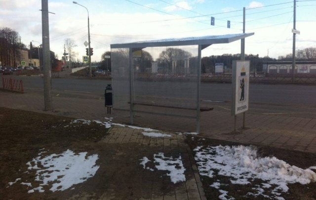 Ярославцы нашли пешеходную дорожку в никуда