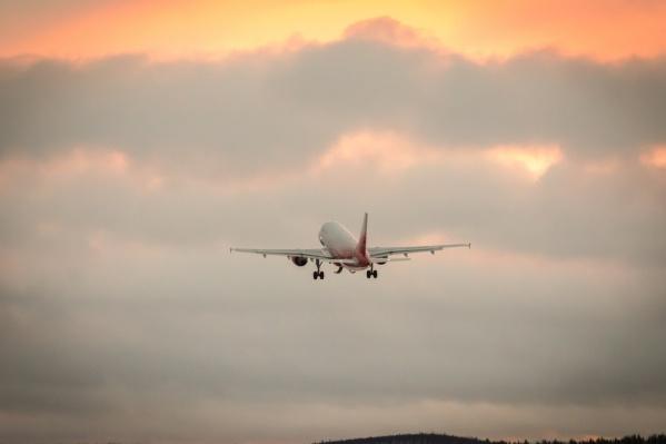 Пассажиры, не вылетевшие сегодня утром, отправятся в Архангельск 19 мая