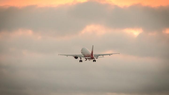 Утренний авиарейс Мурманск–Архангельск был отменен из-за недостатка пассажиров