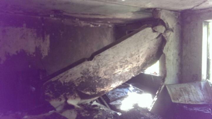 Госжилнадзор Прикамья проверит УК «Профи-Дом», в чьей пятиэтажке взорвался газ. Первые фото из квартиры