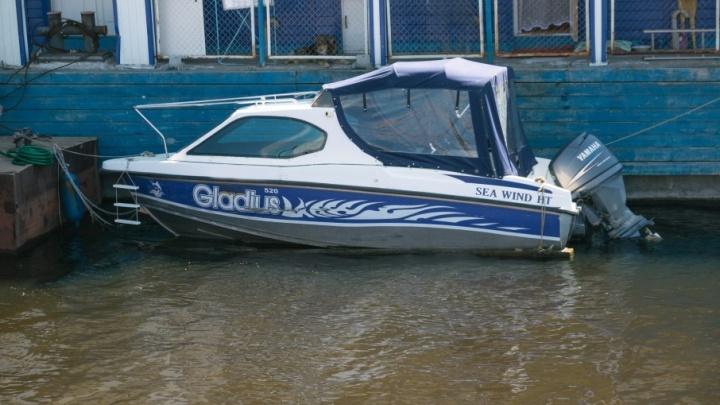 На берегу Волги в Самаре снесут лодочную станцию