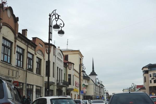 Самое дорогое жилье  в историческом центре города
