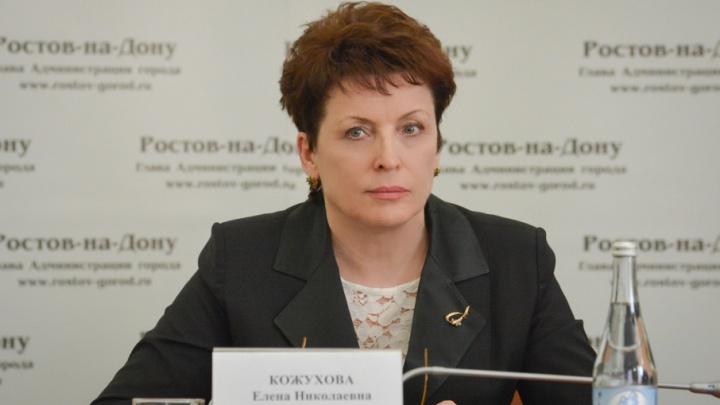 Елена Кожухова стала новым заместителем главы администрации Ростова по социальным вопросам