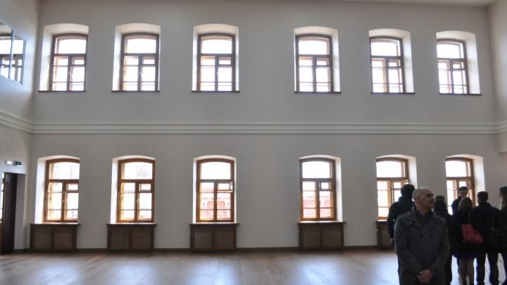 В Самаре к жизни вернули здание бывшего коммерческого клуба