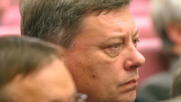 Прокуратура потребовала отставки Олега Фурсова с поста главы Самары