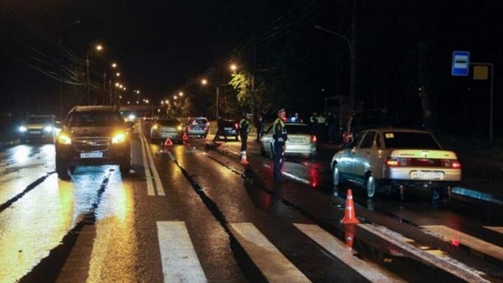 Водителя, сбившего насмерть двух человек, арестовали на два месяца