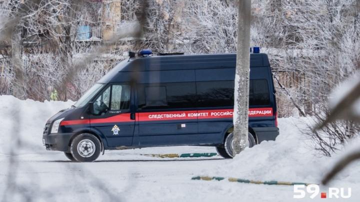 В Добрянке расследуют смерть 24-летней матери троих детей