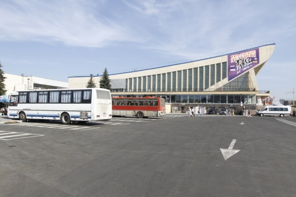 Одна из причин переезда автостанции — загрязнение воздуха из-за работы автобусов