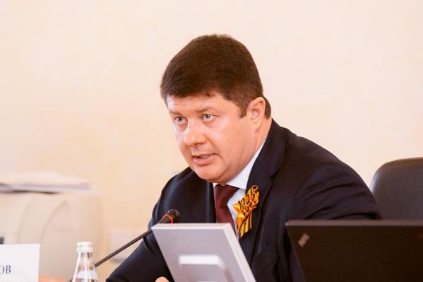 Владимир Слепцов отчитался о своих доходах