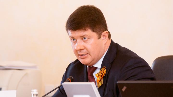Владимир Слепцов отчитался о своих доходах за прошлый год
