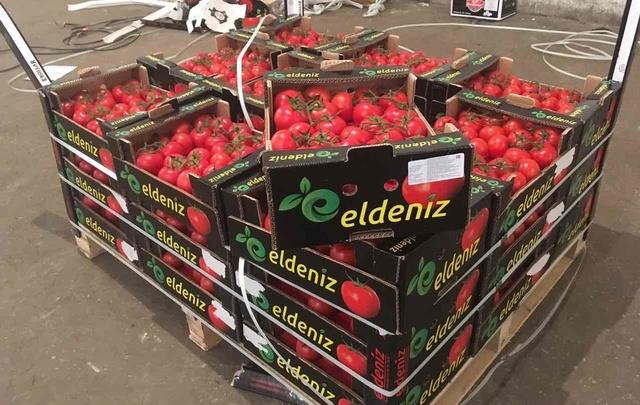 В Самаре уничтожили свыше 600 кг помидоров из Турции