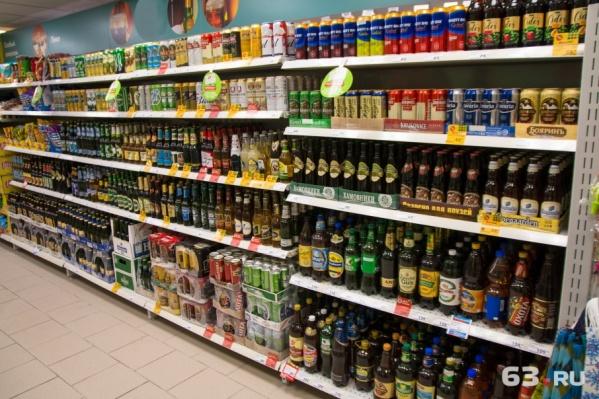Новый антиалкогольный закон вступил в силу