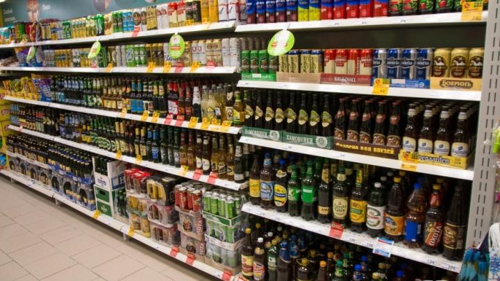 В канун Нового года самарцы смогут купить алкоголь до 23:00