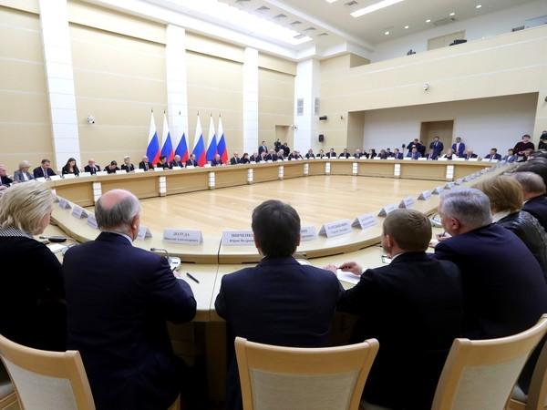 автор фото пресс-служба президента РФ / с сайта kremlin.ru