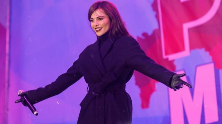 Сати Казанова: «До концерта в Волгограде никогда не пела живьем на таком морозе»