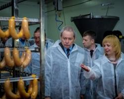 Губернатор оценил в Кунгурском районе импортозамещающие проекты