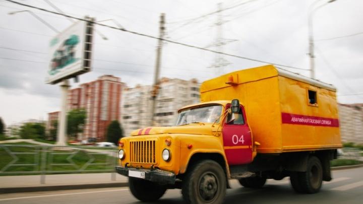 В Советском районе 29 домов остались без газа