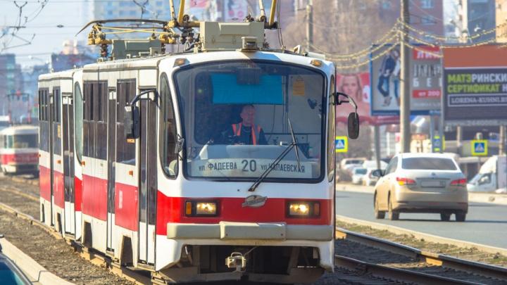 В Самаре в День России после салюта общественный транспорт будет работать в усиленном режиме