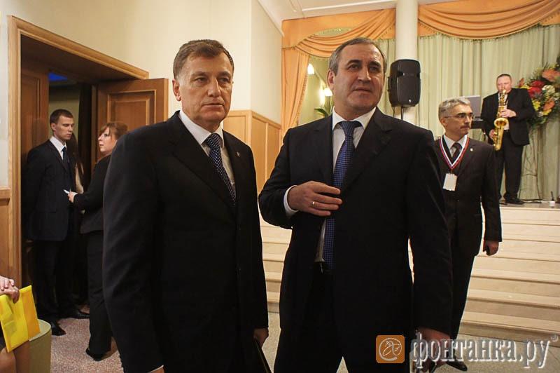 Вячеслав Макаров и Сергей Неверов
