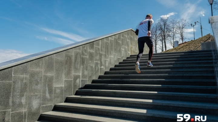 Как начать бегать в высоту. Всё, что вы хотели узнать о тренировках на ступенях