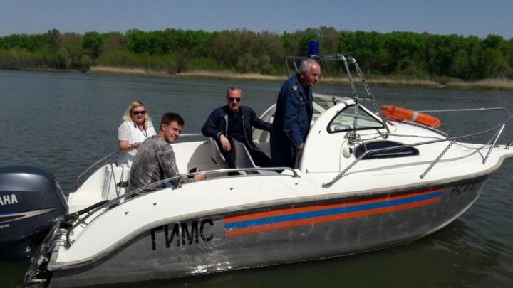 Ростовчане привели в порядок зону прибрежной полосы реки Дон
