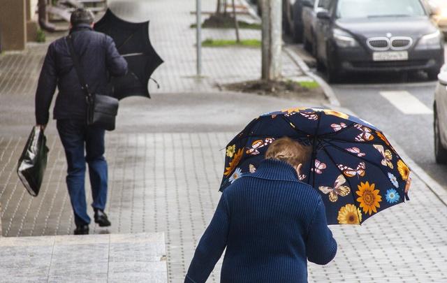Последствия ливня в Ростове: фоторепортаж