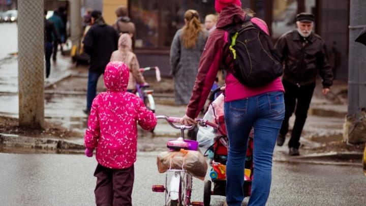 Молодая мама обворовывала магазины, используя коляску с маленьким ребенком