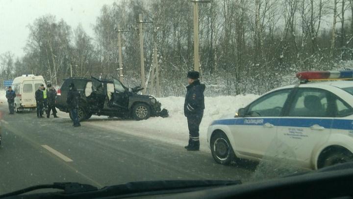 Подробности ДТП с внедорожником под Петровском: погиб 42-летний москвич и пострадали пассажиры