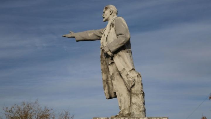 Жителям Волгограда предлагают забыть Владимира Ленина