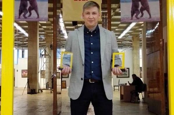 """Вадим Балакин во второй раз победил в конкурсе """"Дикая природа России"""""""