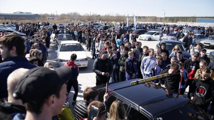 Максимально громко и экстремально низко: в Перми проходят соревнования по автозвуку