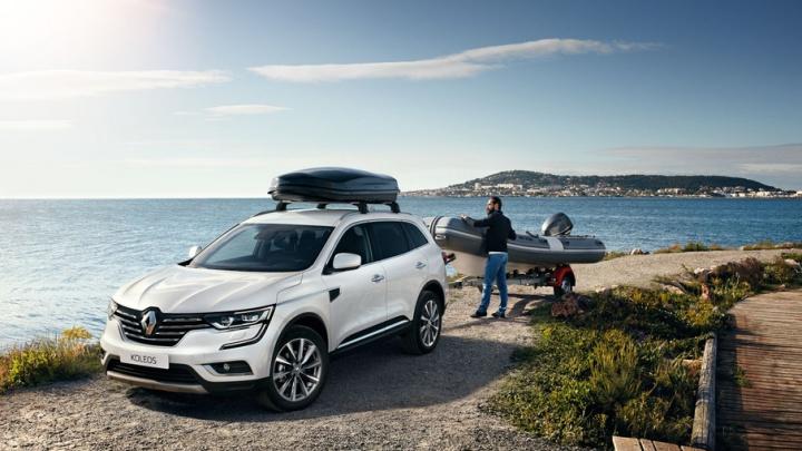 Renault KOLEOS возвращается