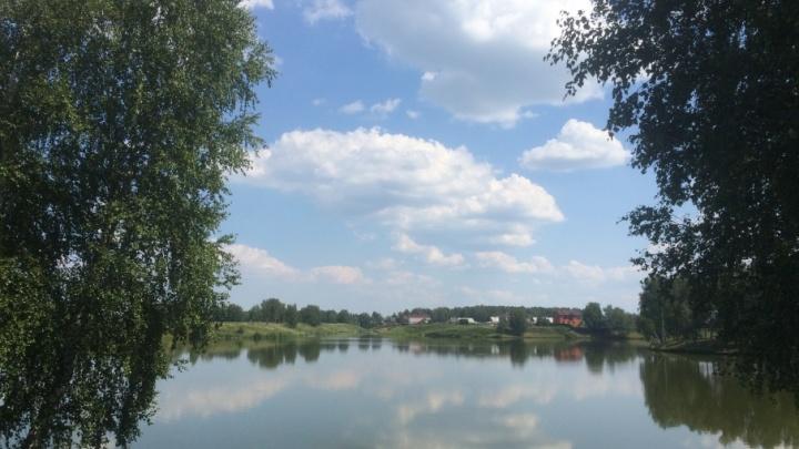Участки по Московскому тракту с выходом к озеру от 208 000 рублей